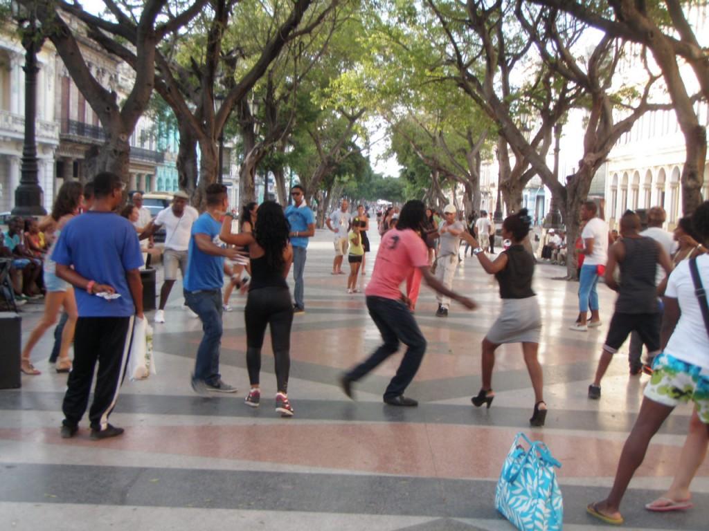 Rueda de Casino, La Habana, Cuba