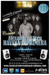 concert Havana D'Primera