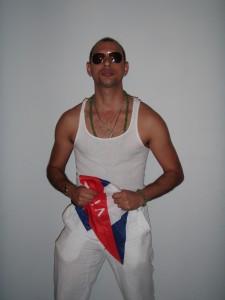 Andros Alfonso, de Cuba