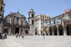 La Habana : la Cathédrale